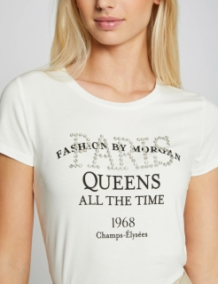 T-shirt MORGAN Dqueen